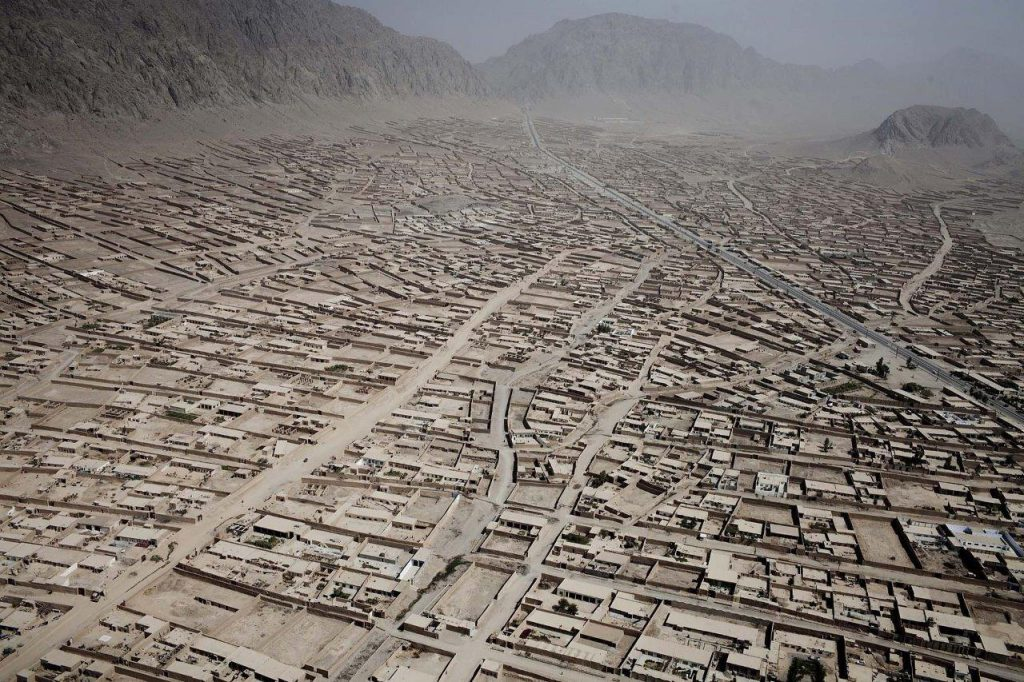 Afganistan Yurtdışı Kargo Gönderimi - Evrak | Koli | Numune