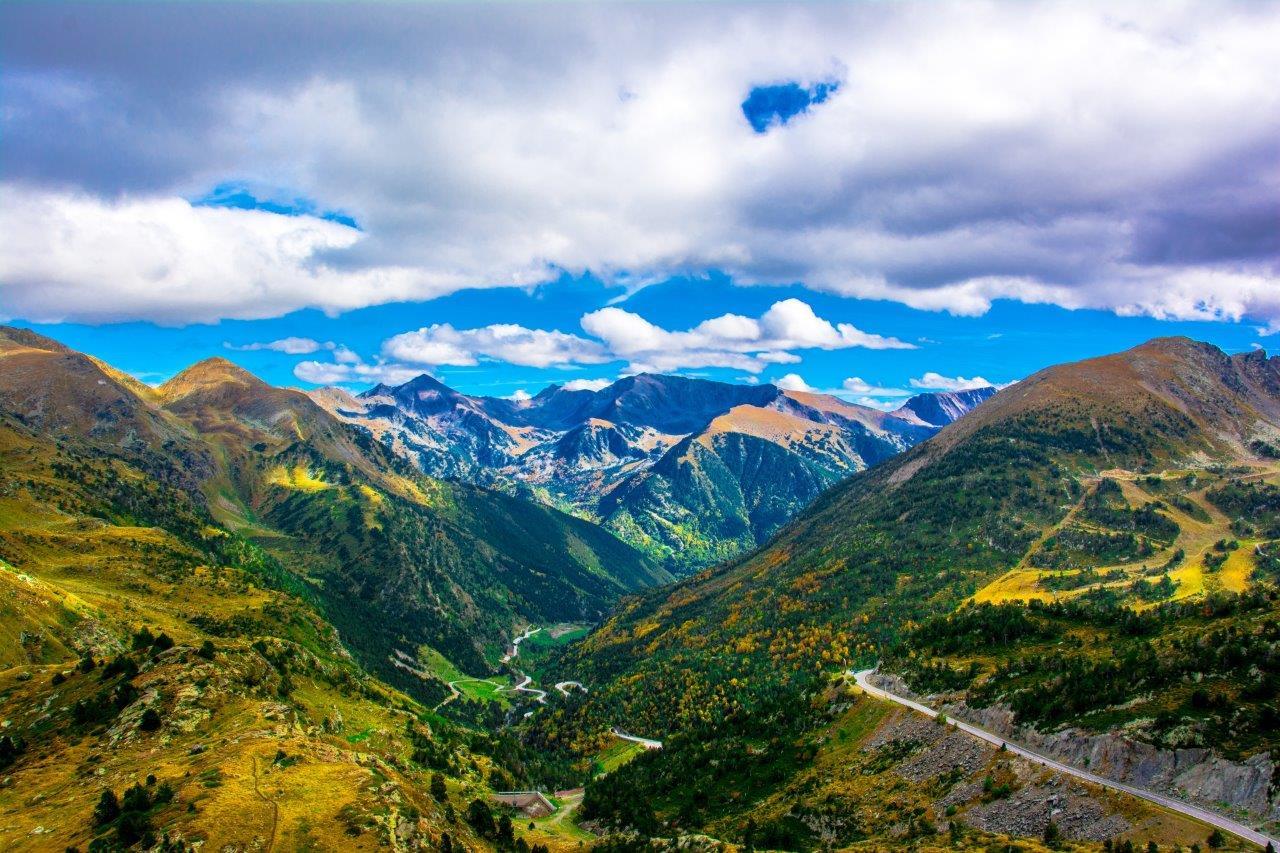 Andorra Yurtdışı Kargo Gönderimi - Evrak | Koli | Numune