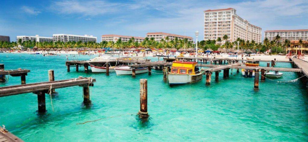 Aruba Yurtdışı Kargo Gönderimi - Evrak | Koli | Numune