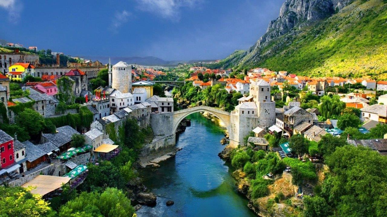 Bosna Hersek Yurtdışı Kargo Gönderimi - Evrak | Koli | Numune