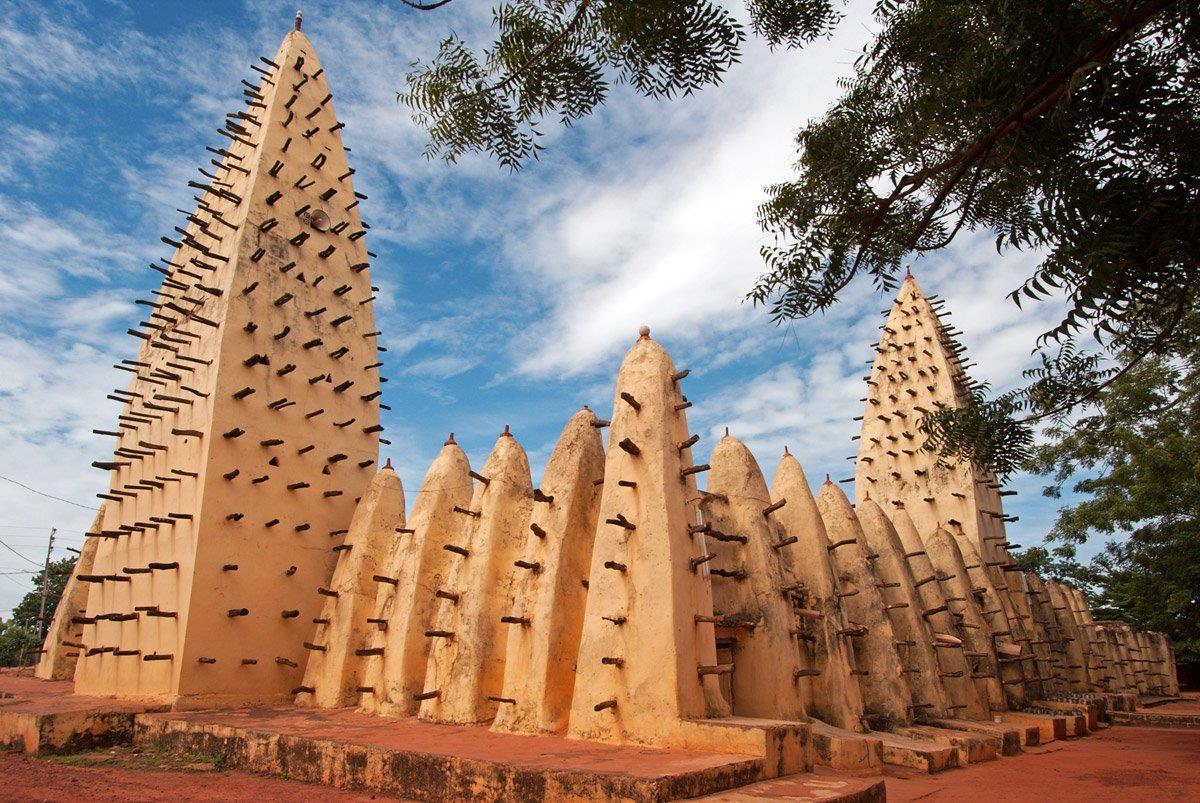 Burkina Faso Yurtdışı Kargo Gönderimi - Evrak | Koli | Numune