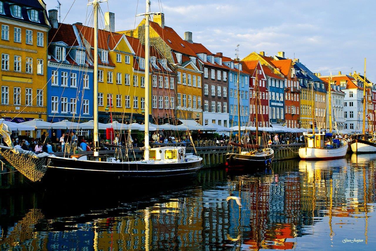 Danimarka Yurtdışı Kargo Gönderimi - Evrak   Koli   Numune