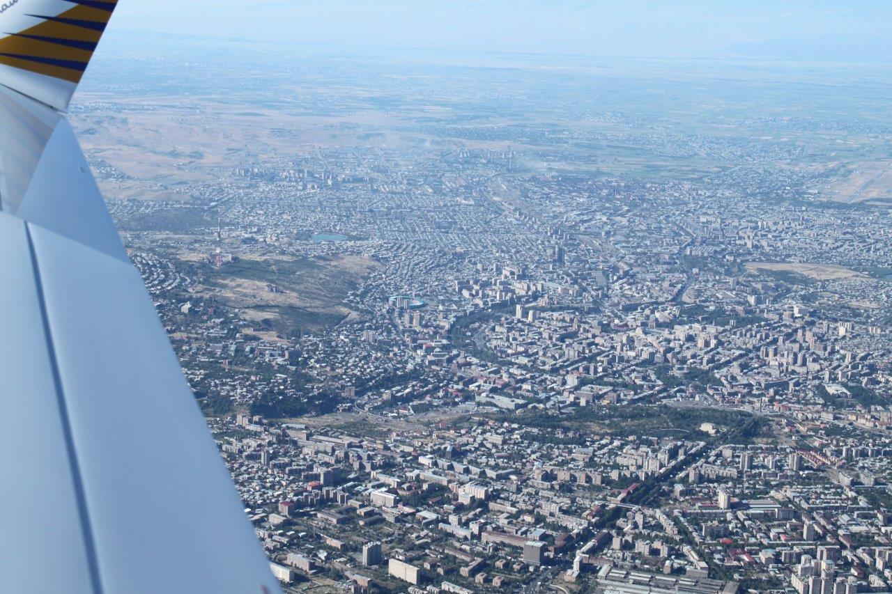 Ermenistan Yurtdışı Kargo Gönderimi - Evrak | Koli | Numune