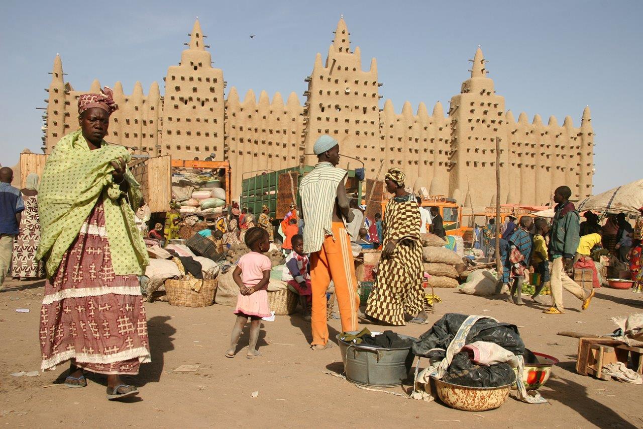 Gambiya Yurtdışı Kargo Gönderimi - Evrak | Koli | Numune