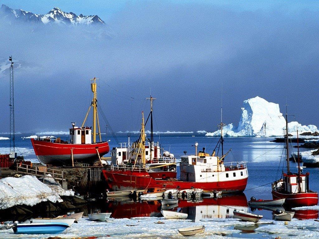 Greenland Yurtdışı Kargo Gönderimi - Evrak | Koli | Numune
