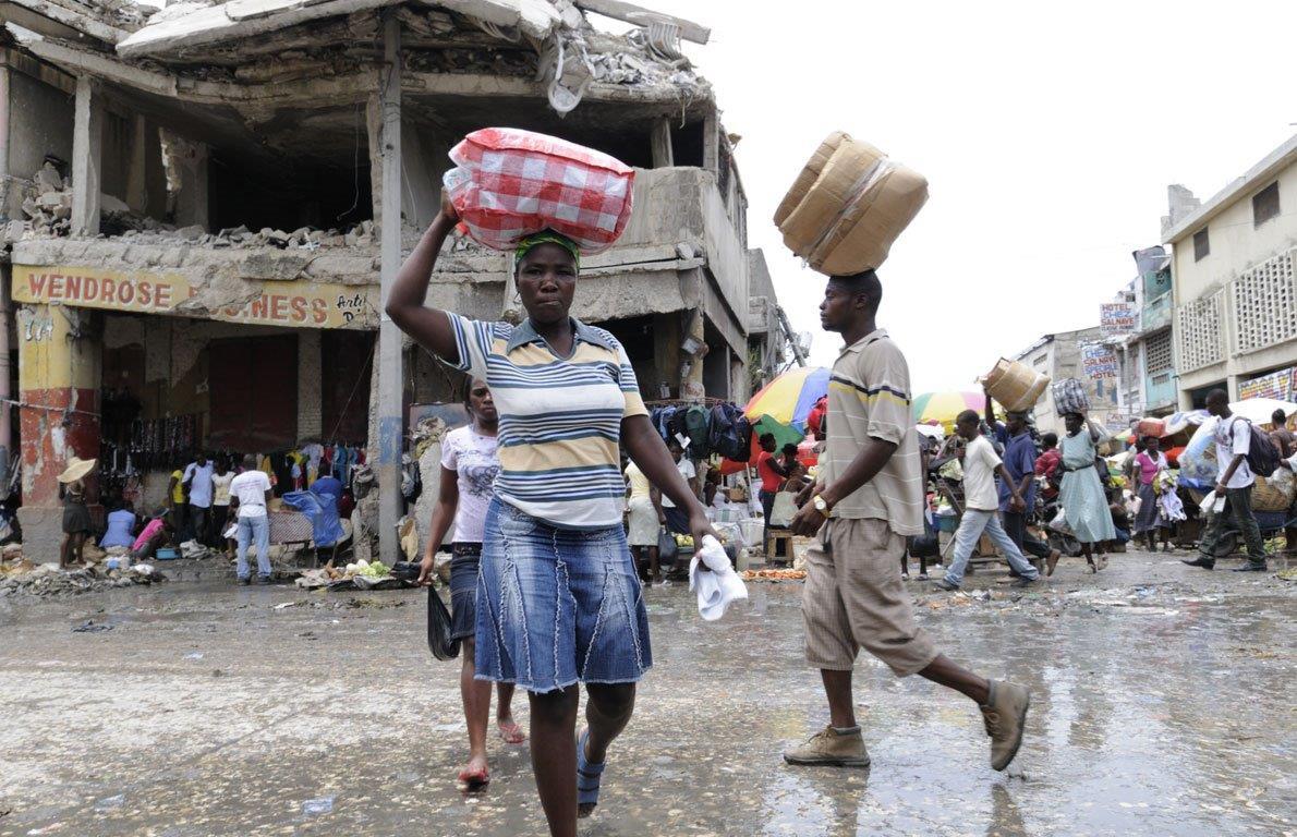 Haiti Yurtdışı Kargo Gönderimi - Evrak | Koli | Numune