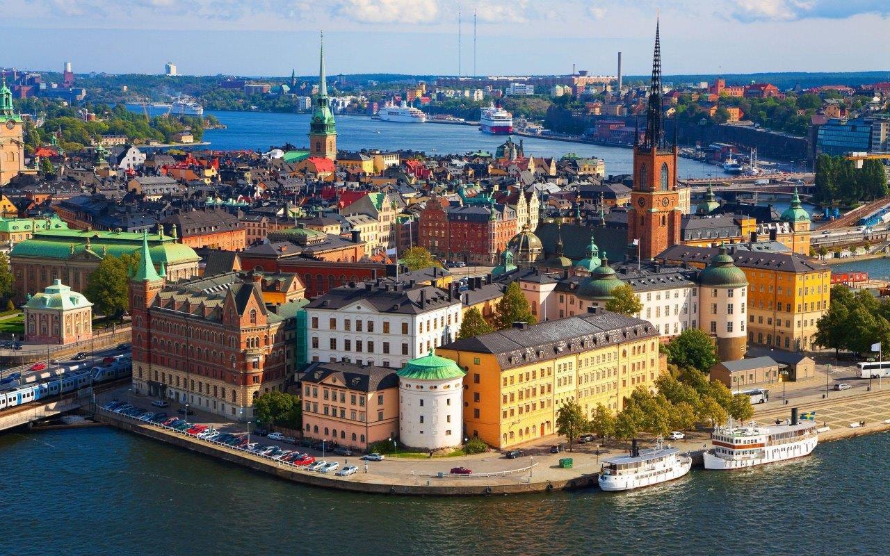 İsveç Yurtdışı Kargo Gönderimi - Evrak   Koli   Numune