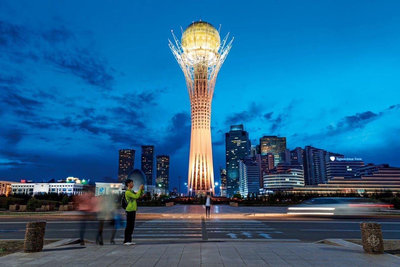 Kazakistan Yurtdışı Kargo Gönderimi - Evrak | Koli | Numune