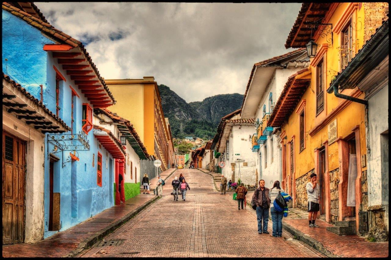 Kolombiya Yurtdışı Kargo Gönderimi - Evrak | Koli | Numune
