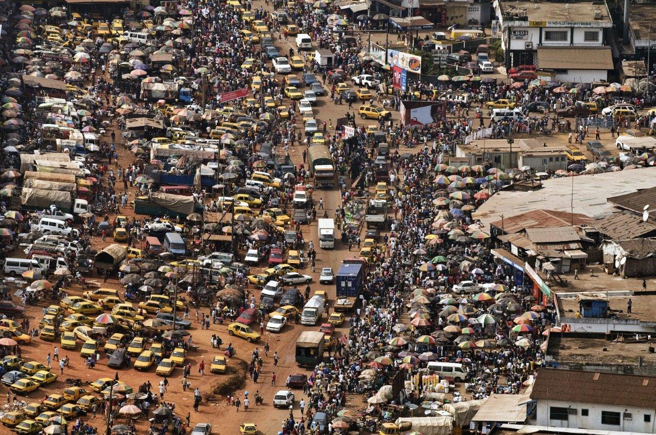 Liberya Yurtdışı Kargo Gönderimi - Evrak   Koli   Numune