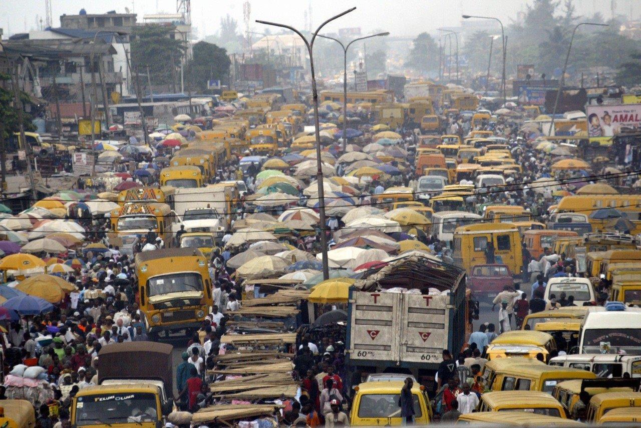 Nijerya Yurtdışı Kargo Gönderimi - Evrak | Koli | Numune