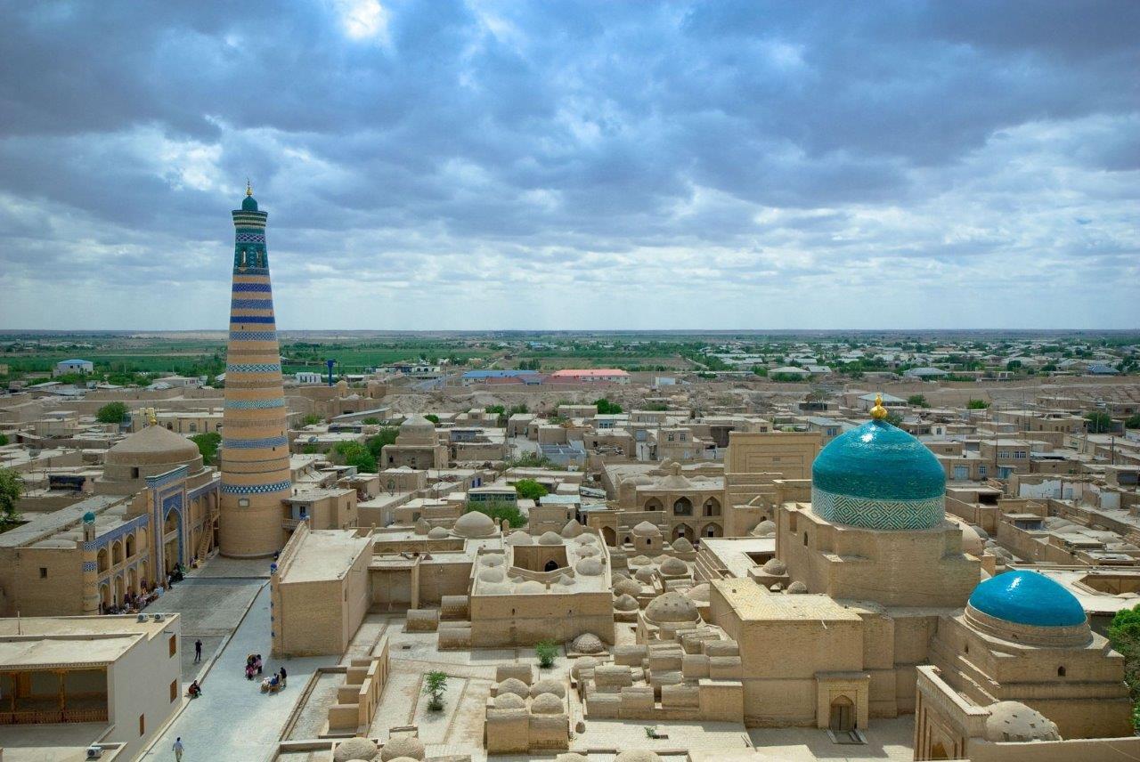 Özbekistan Yurtdışı Kargo Gönderimi - Evrak | Koli | Numune