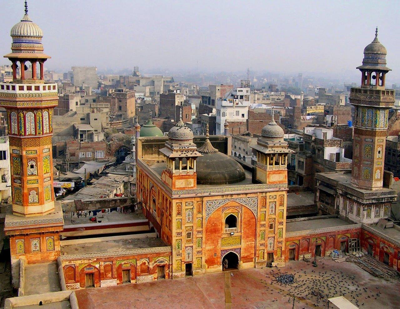 Pakistan Yurtdışı Kargo Gönderimi - Evrak   Koli   Numune