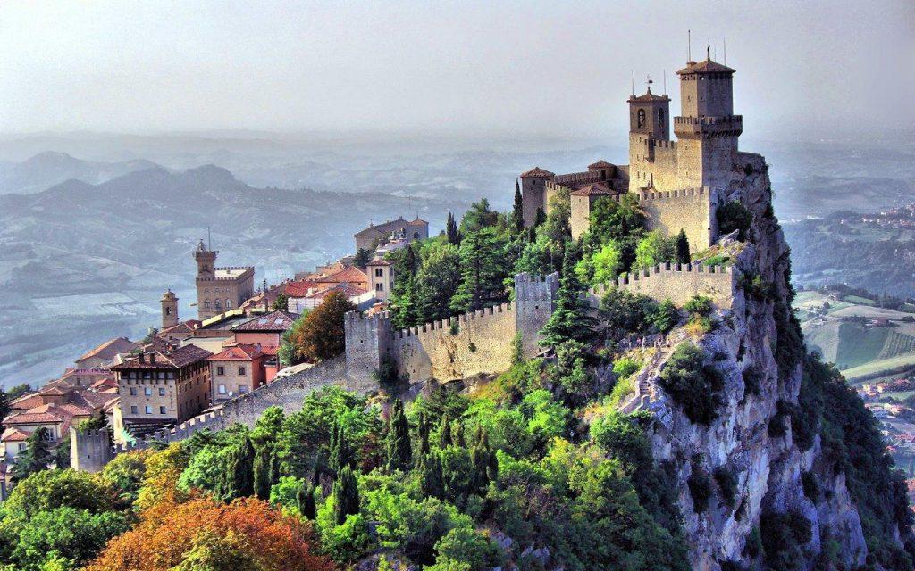 San Marino Yurtdışı Kargo Gönderimi - Evrak   Koli   Numune