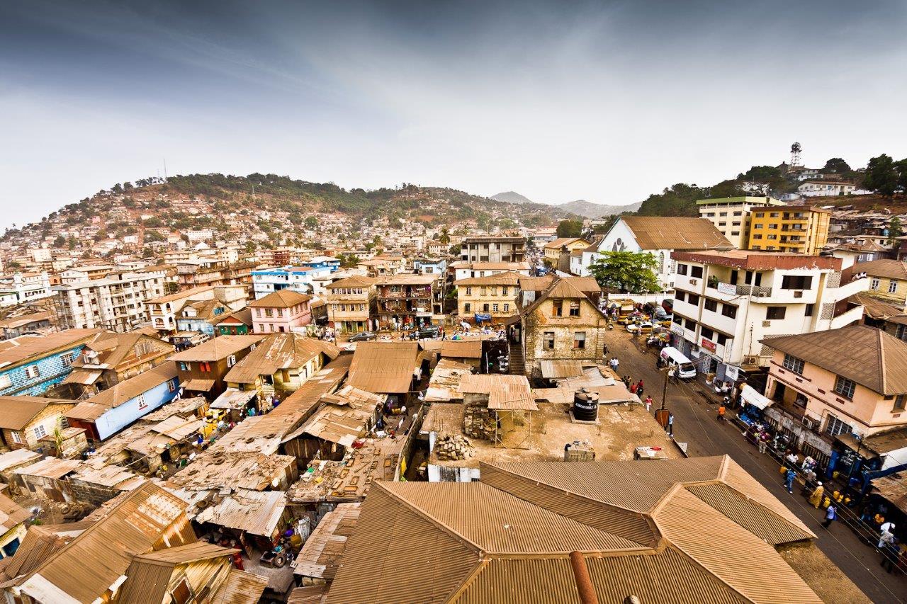 Sierra Leone Yurtdışı Kargo Gönderimi - Evrak | Koli | Numune