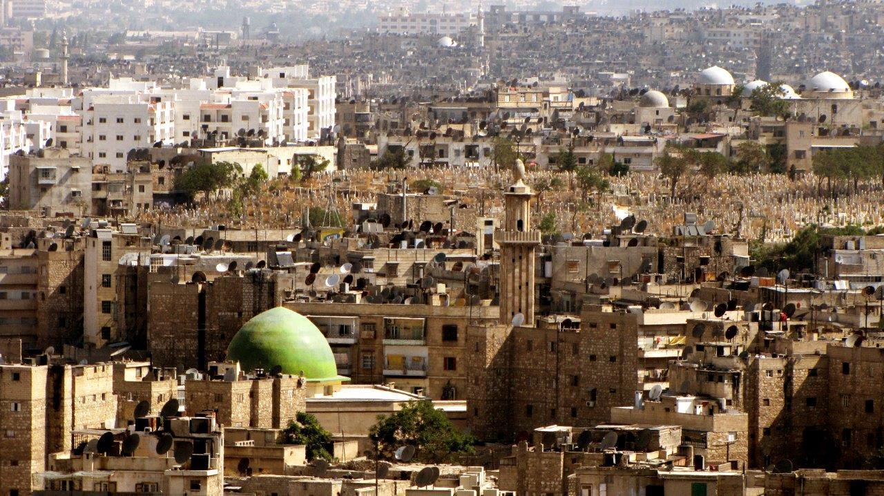 Suriye Arab Cumhuriyeti Yurtdışı Kargo Gönderimi - Evrak | Koli | Numune