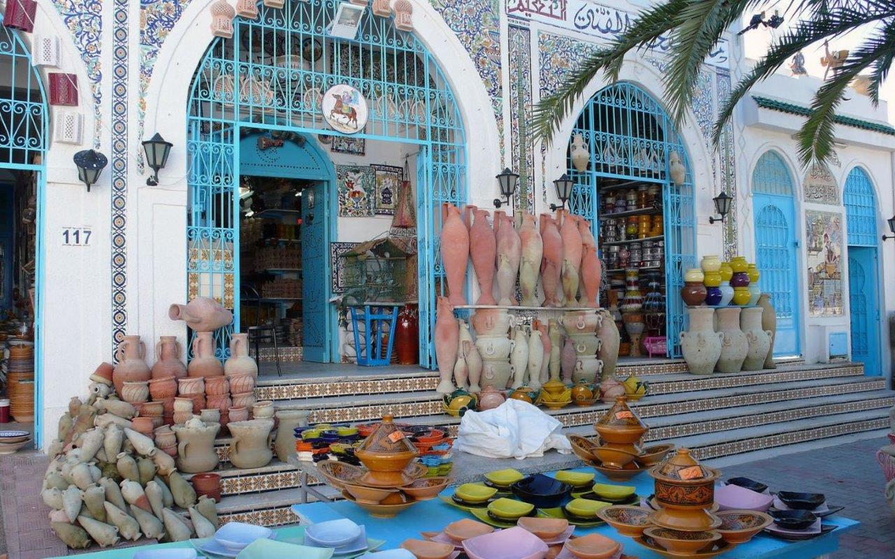 Tunus Yurtdışı Kargo Gönderimi - Evrak | Koli | Numune