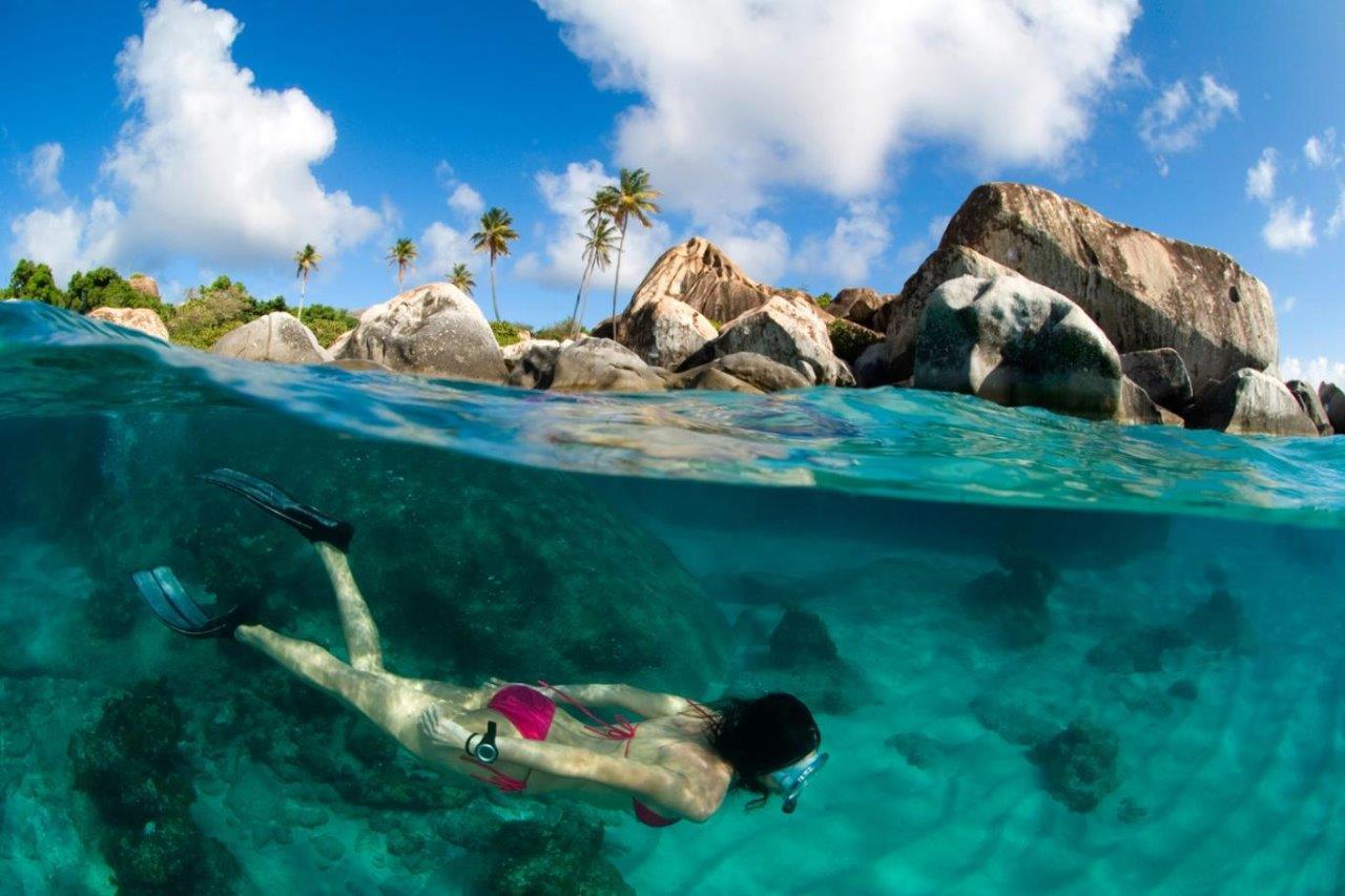 Virjin Adaları Yurtdışı Kargo Gönderimi - Evrak   Koli   Numune