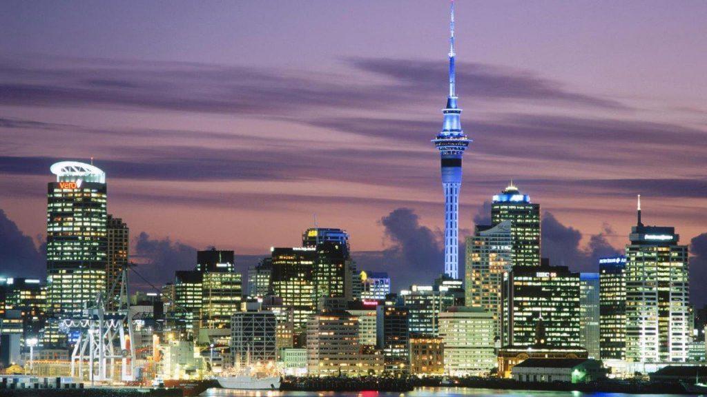 Yeni Zelanda Yurtdışı Kargo Gönderimi - Evrak | Koli | Numune